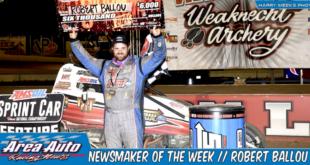 Newsmaker of the Week // Robert Ballou